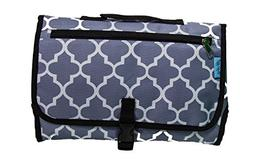 Baby Steps - The Best Portable Diaper Changing Pad & Compact