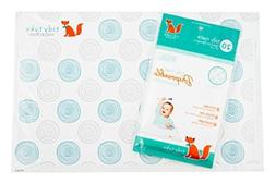 EXTRA STICKY Disposable Placemats Baby - Bulk Pack - Ultimat