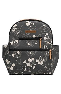 Petunia Pickle Bottom Ace Backpack, Mickey's 90th Disney Col