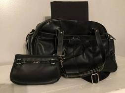 Coach Addison Multifunction Purse Laptop Diaper Bag With Wri