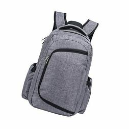 Cateep Baby Diaper Backpack Bag- Removable 2 Tier Travel Dia