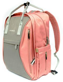 Baby Diaper Backpack - Travel Bag Perfect for Holiday Gift -