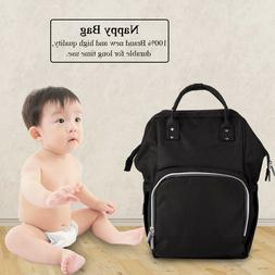 Baby Diaper Bag Large Capacity Nappy Mummy Maternity Travel