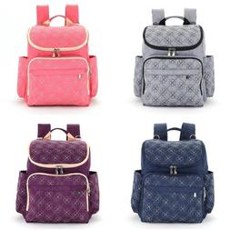Baby Travel Mummy Maternity Changing Diaper Nappy Bag Matern