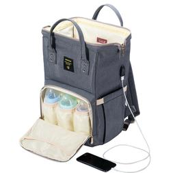 Baby Diaper Bag Backpack Changing Bag Maternity Mummy Bag Na