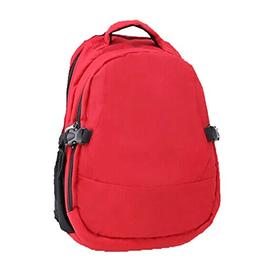 LCY Unisex Backpack Diaper Bag Red