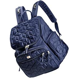 AROHA Baby Backpack Diaper Bag for Women Men with Insulated