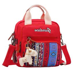 Backpack for mom New Canvas Maternity nappy <font><b>bag</b>