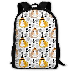 FBHA Travel Backpack Laptop Backpack Large Diaper Bag - Guin