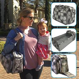EasyGoProducts Bambino 3 in 1 Travel Bag and Bassinet – Ba