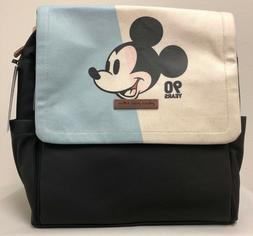 Petunia Pickle Bottom Boxy Baby Diaper Bag Backpack Mickey's