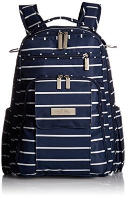 Ju-Ju-Be Be Right Back Backpack Diaper Bag, Nantucket