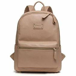 Colorland Leather Diaper Bag Backpack. Our Vegan Was Crafted