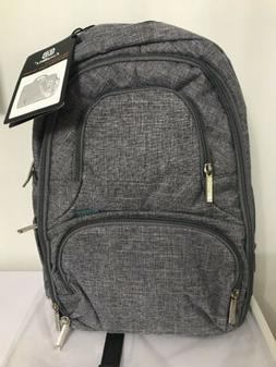 CoolBell Baby Infant Diaper Backpack Travel Bag Portable Gre