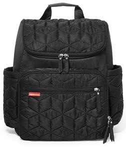 Infant Skip Hop 'Forma' Diaper Backpack - Black