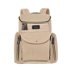 ABLD Diaper Backpack Baby Care Bag : Designer womens cute to