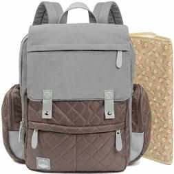 Diaper Backpack for Dad and Mom - Large Diaper Bag Backpack: