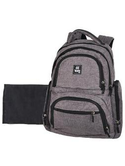 Babyboom Diaper Backpack with Changing Pad
