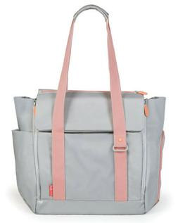 Infant Skip Hop 'Fit All-Access' Diaper Bag - Grey