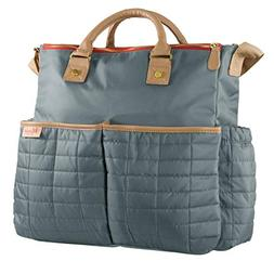 Diaper Bag- by Maman - with Matching Changing Pad - Stylish