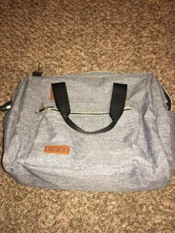 HaloVa Diaper Bag, Baby Nappy Mommy Maternity Shoulders Back