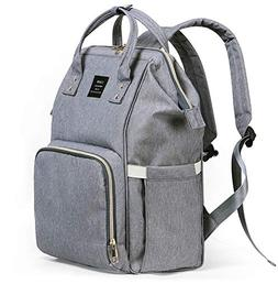89a0db793afd Diaper Bag Backpack, Ticent Baby Nappy B...