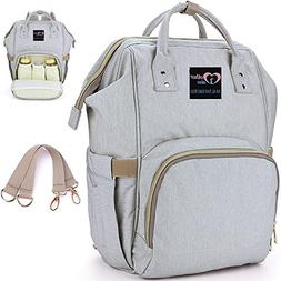 Diaper Bag Backpack for Baby from Mother Babee Offer Stylish