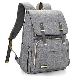 Diaper Bag Backpack, Large Baby Bags for Boys and Girls Wate