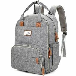Diaper Bag Backpack RUVALINO Multifunction Travel Back Pack