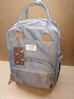 Diaper Bag Backpack RUVALINO Large Travel Back Pack Changing