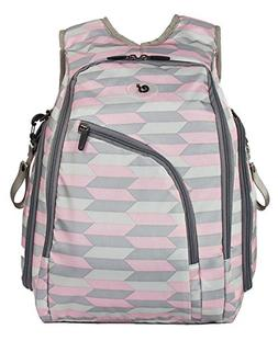 Large Capacity Baby Diaper Bag Backpack Multi Function Trave