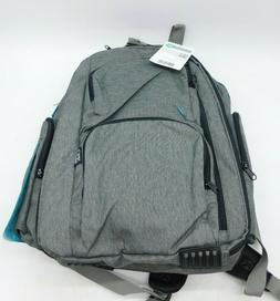 Large Capacity Diaper Bag Backpack- with YKK Zippers, Two Pa