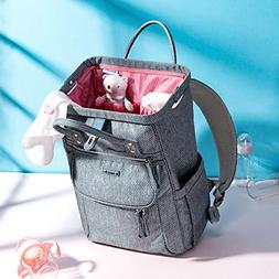 diaper bag backpack nappy changing bag large