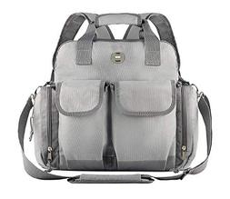 Baby Diaper Bag Backpack : Big Waterproof Nappy Bag for Mom