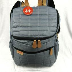 MAMAN Diaper Bag Backpack with Stroller Straps Baby Diaper B