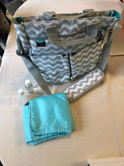 Liname Diaper Bag New Without Tags