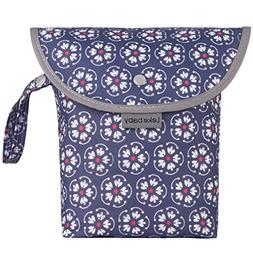 Lekebaby Diaper Bag Organizer Pouches for Baby Diapers, Clot