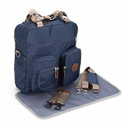 Baby Diaper Bags Backpack Designer for Dads Mom Twins Multi-