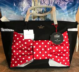 Disney Kate Spade New York Minnie Mouse Bethany Baby Diaper