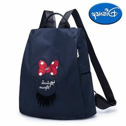 Disney Mummy Diaper Bags Leather Stroller Bags for Baby Care