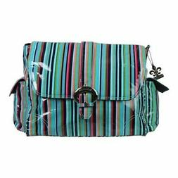 Kalencom Dixie Stripes Diaper Bag