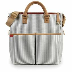 Skip Hop Duo Special Edition Carry All Travel Diaper Bag Tot