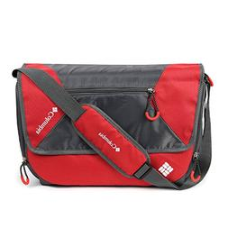 Columbia East Ridge Nylon Duffel Shoulder Messenger Diaper B