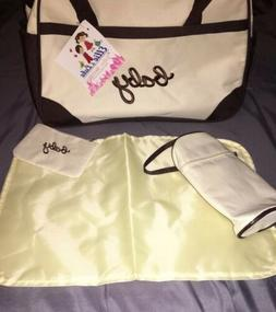 Ellie & Luke Soho Designs Four piece Baby Diaper Bag Unisex