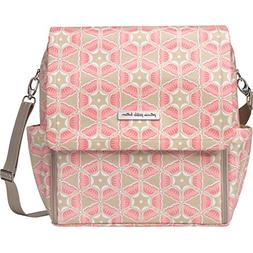 Petunia Pickle Bottom Women's Glazed Boxy Backpack Blooming