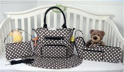 Grand Central Station 7 pieces Diaper Bag setLimited time of