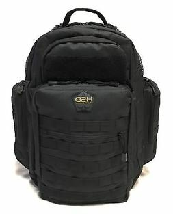 HSD Tactical Diaper Bag Backpack+Changing Pad, Insulated Poc