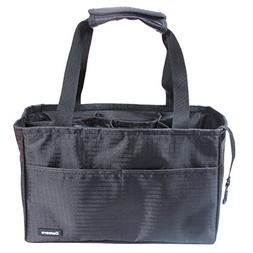 Damero Diaper Bag Insert Organizer , Bag in Bag Handbag Purs
