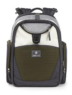 Jeep J is for Jeep Adventurer's Back Pack Diaper Bag with Pl