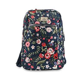 JuJuBe Limited Edition Ballad Backpack Diaper Bag - Midnight